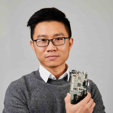 pictureof dai-duong tran - researcher at mobi