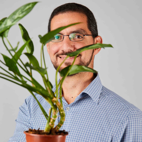picture of george petrides - senior researcher at mobi