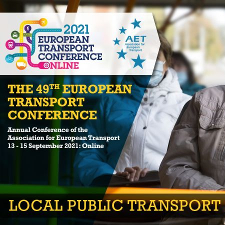 49TH EUROPEAN TRANSPORT CONFERENCE