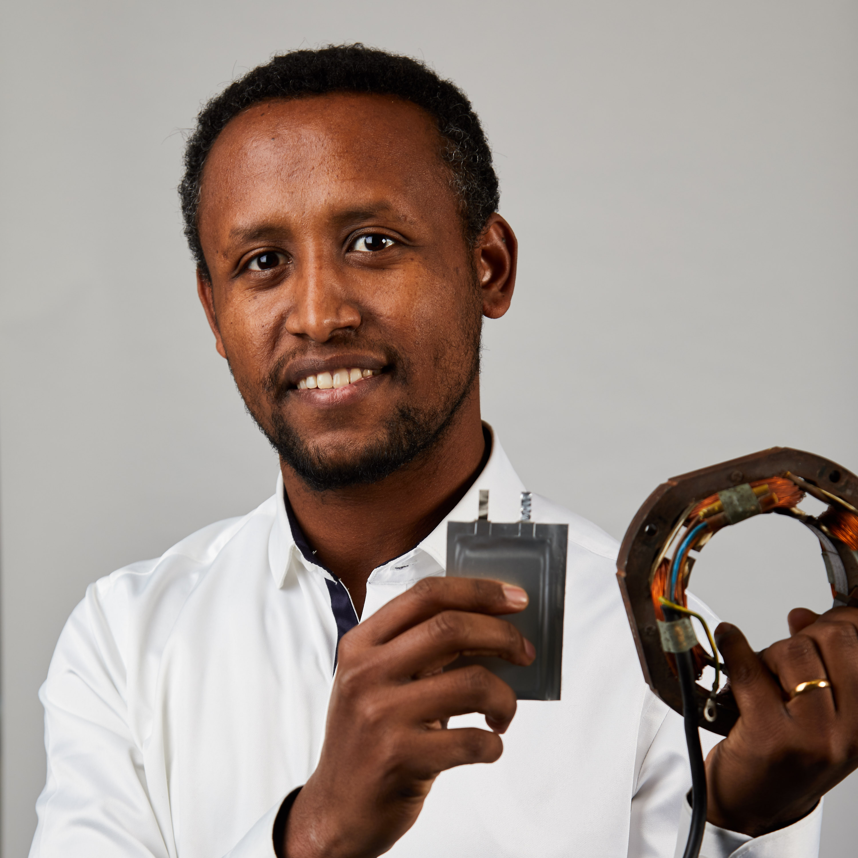 picture of abraham alem kebede - researcher at mobi