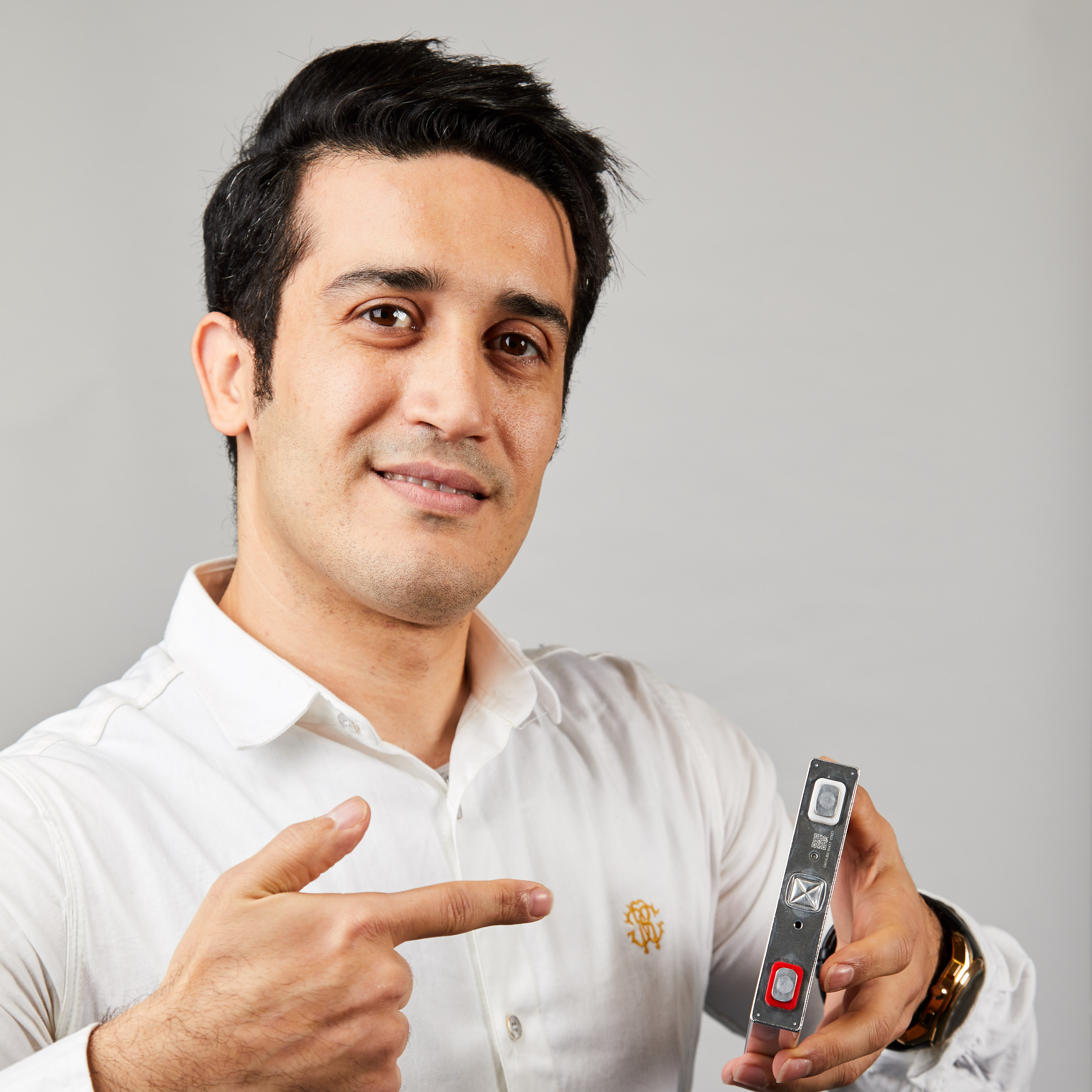 picture of danial karimi - researcher at mobi