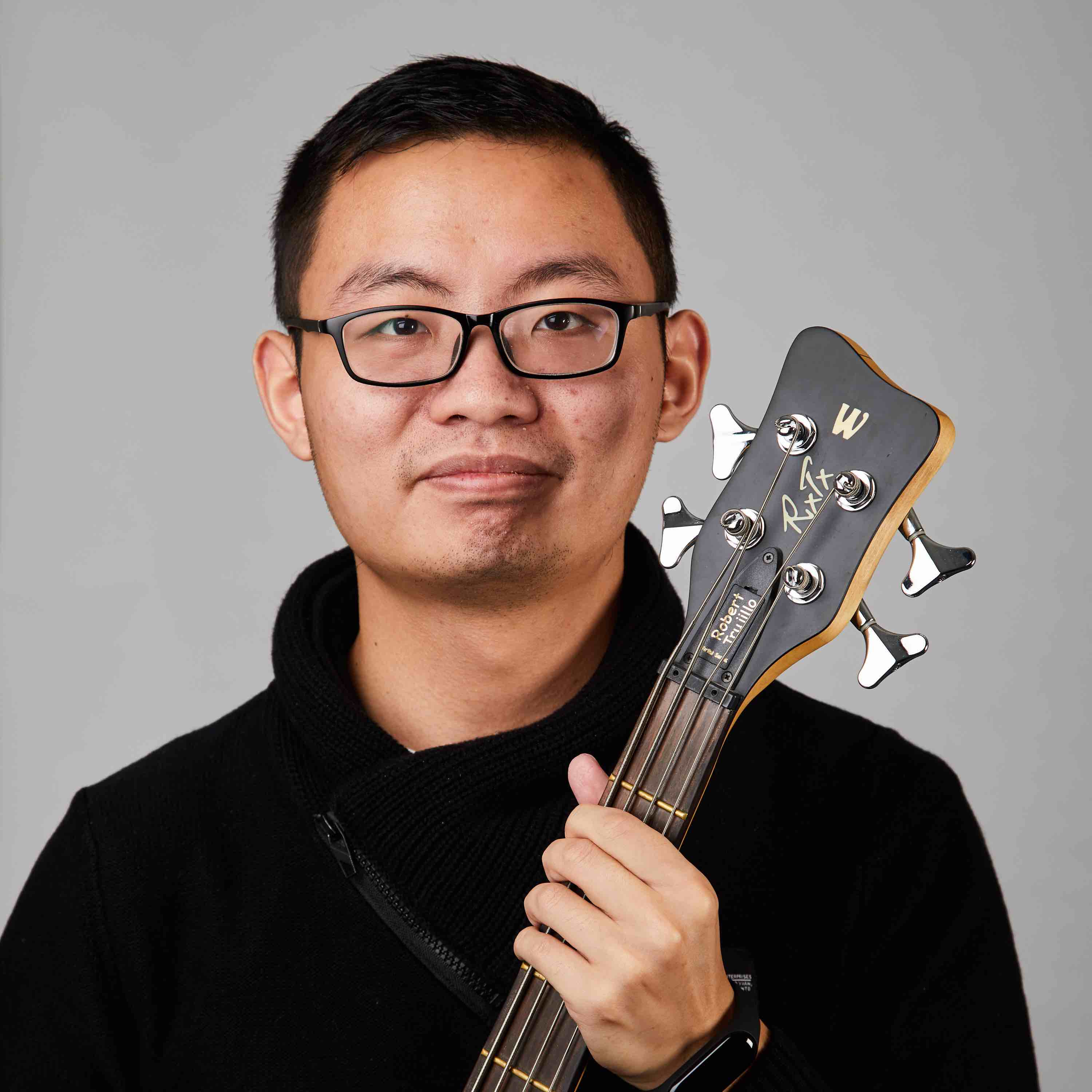 picture of he huang - researcher at mobi