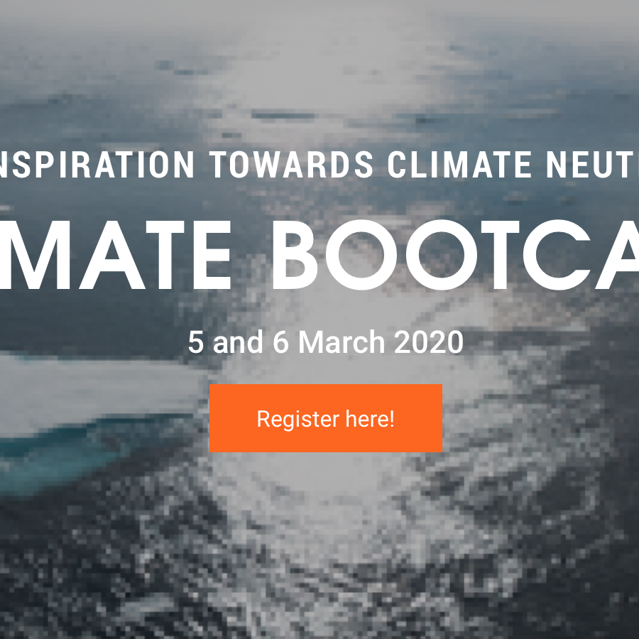 Climate bootcamp 2020
