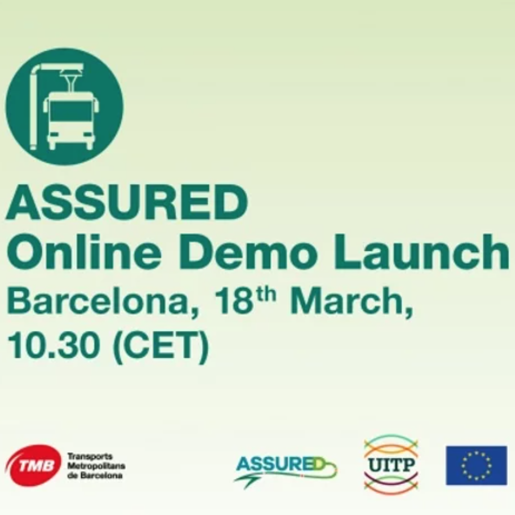 ASSURED Online Demo Launch Barcelona