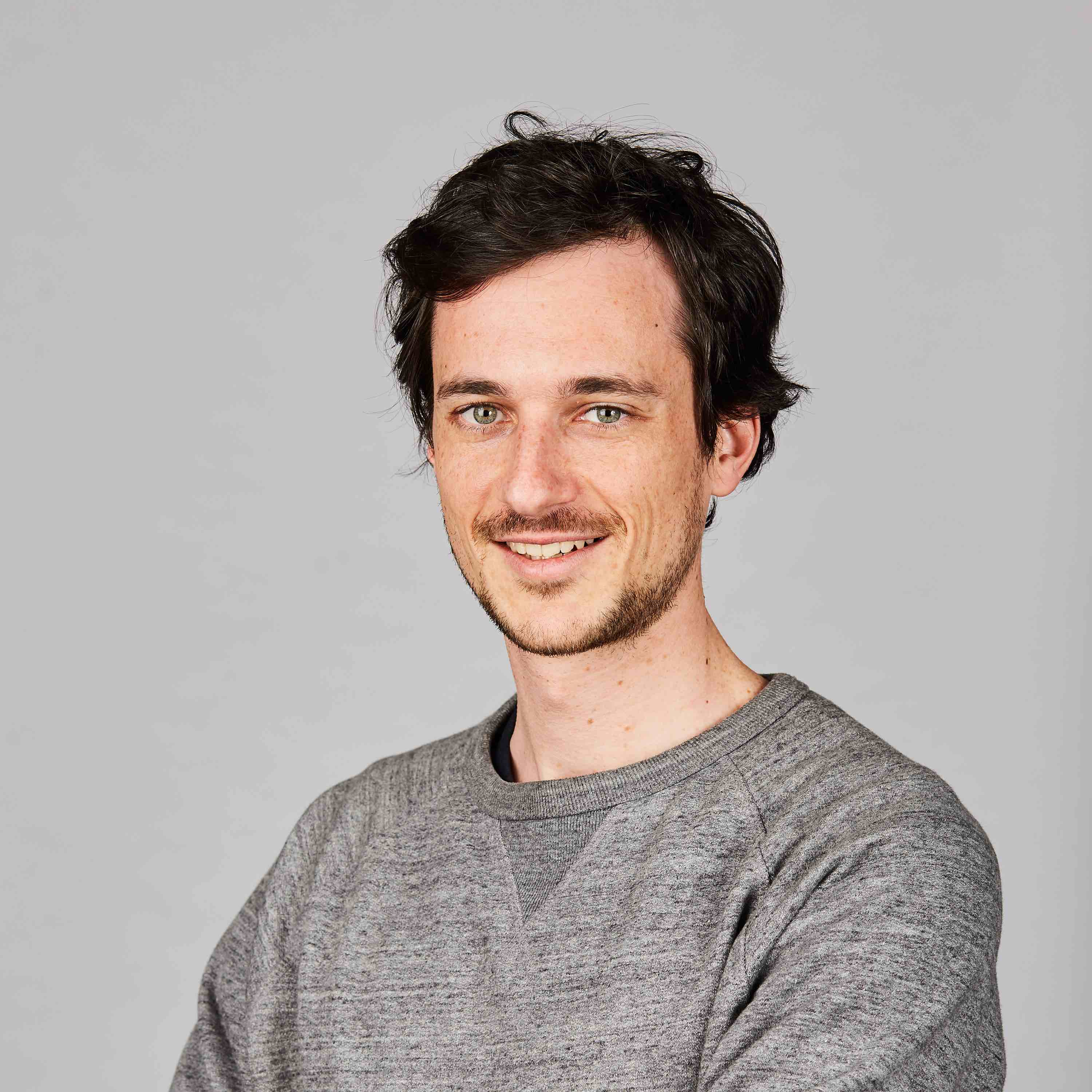 picture of thomas geury - senior researcher at mobi