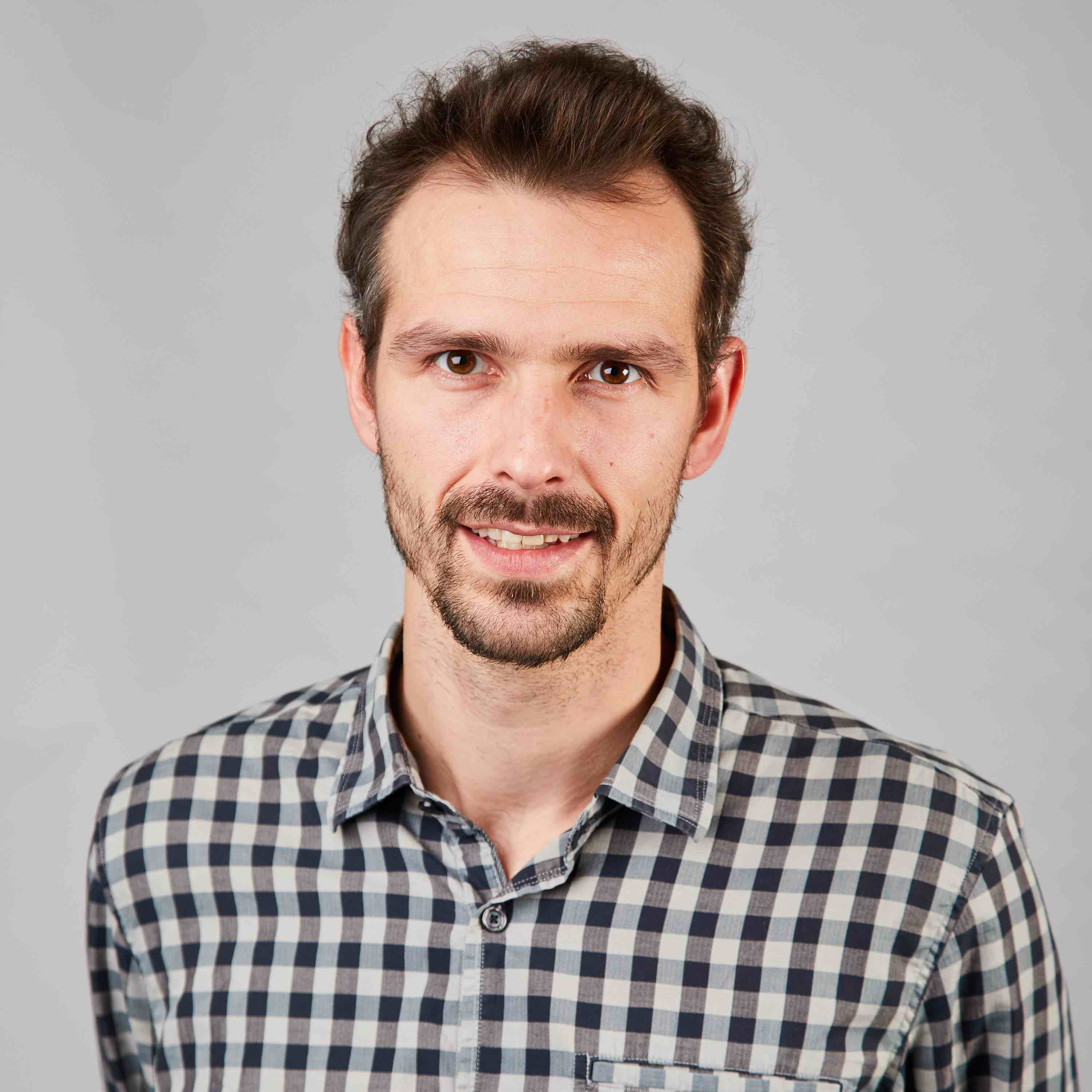 picture of tom turcksin - researcher at mobi