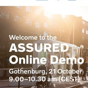 ASSURED online demo event